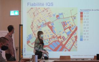 Workshop zu Bodenqualität, Erstellen von Bodenkarten